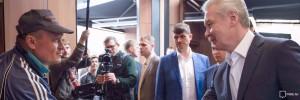 Сергей Собянин: Рыночная торговля в Москве выходит на качественно новый уровень