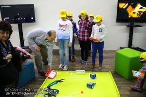 Стулья-трансформеры  и интерактивное оборудование: столичный центр модернизации образования поделился последними разработками