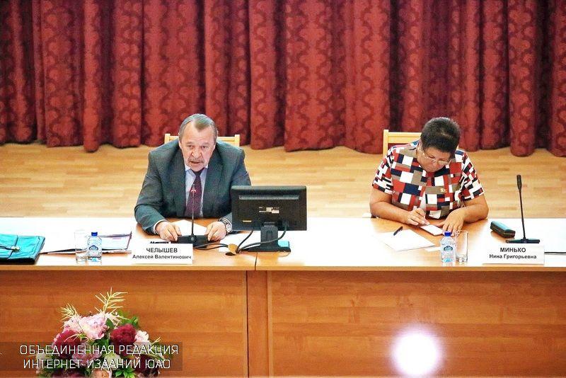 Итоги голосования по программе реновации в округе подвел префект Алексей Челышев