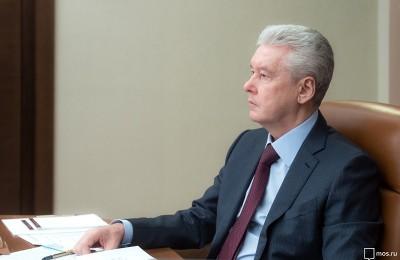 Мэр Москвы Сергей Собянин открыл новый транспортно-пересадочный узел «Солнечная»