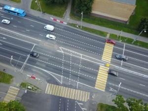 Движение на Липецкой улице