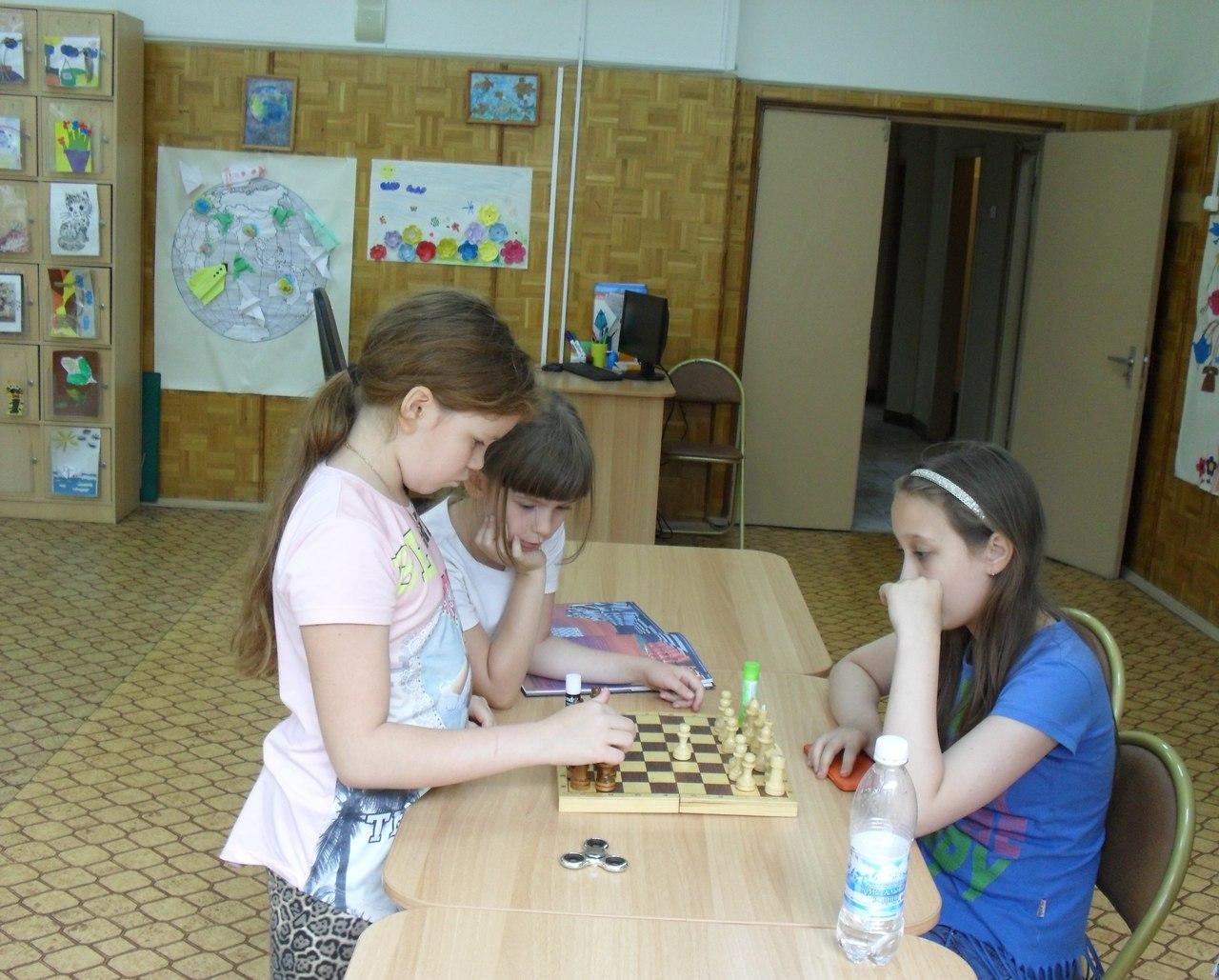 День шахмат Фото: предоставлено сотрудниками бибилотеки