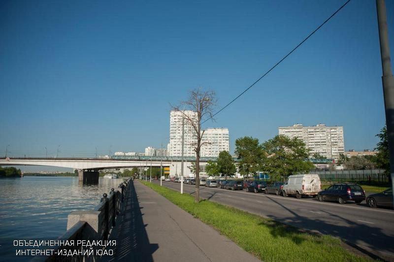 Вдоль набережных Москвы-реки появятся километры пешеходных маршрутов