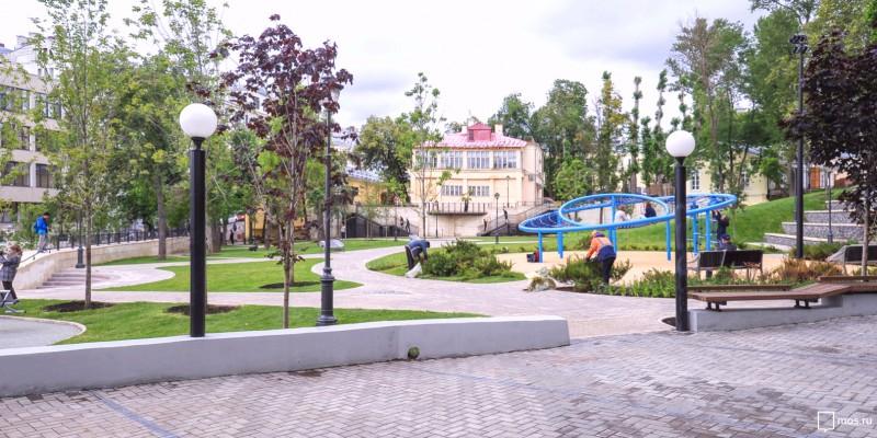 Фонари в Бирюлеве Восточно