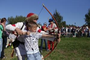 """Фестиваль """"Русское поле"""""""