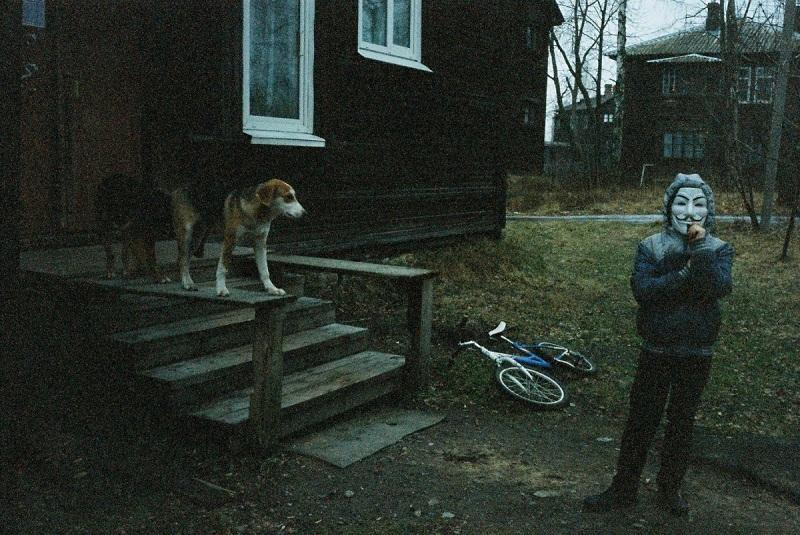 Работа Антона Акимова