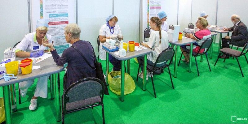 Медицинский форум в Москве