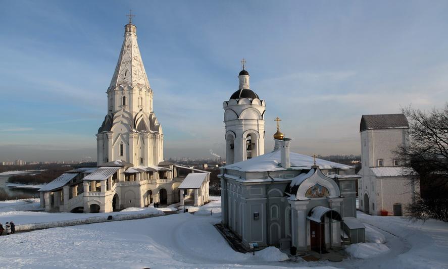 """Фотоконкурс """"Новогоднее Коломенское"""" продлили"""