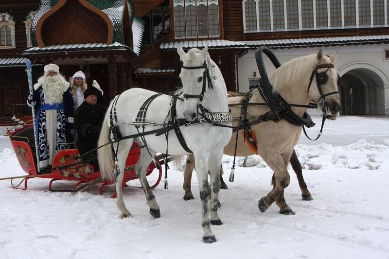 Фотография на конкурс Новогоднее Коломенское