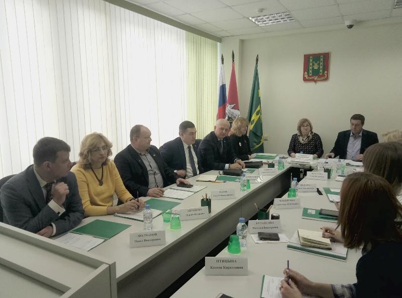 Депутаты муниципального округа Бирюлево Восточное