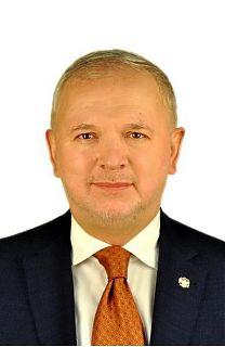 Депутат Совета депутатов Харис Ильясов