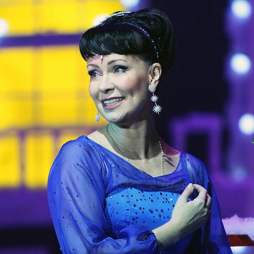 Руководитель театра юного зрителя Нонна Гришаева