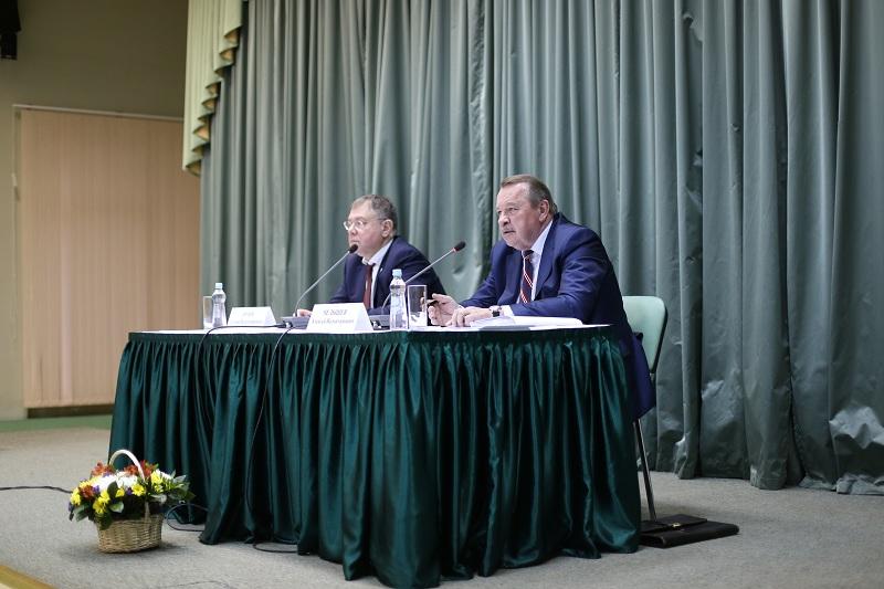 встреча с Челышевым