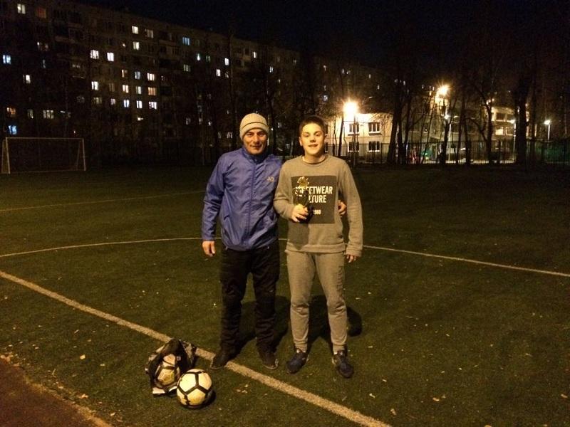 футбол, Молодежная палата