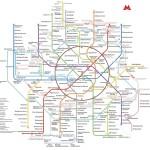 Схема метро 2023 года, Кленовый бульвар, БКЛ 0612