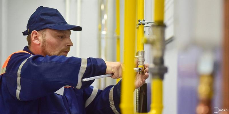 ремонт систем газоснабжения, газ, газовое оборудование, Мосгаз, мосру, 1202