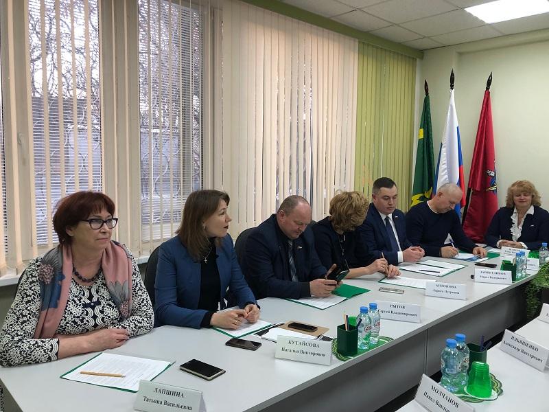 заседание Совета Депутатов, 2602
