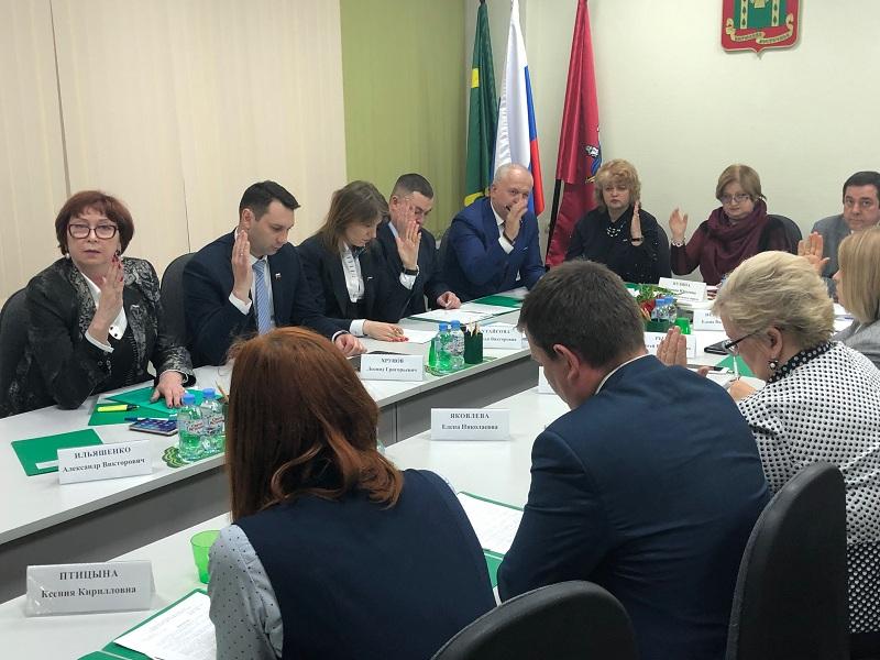 заседание, Совет депутатов, БВ фото к муницип новости на 21.03.19-2, 2103