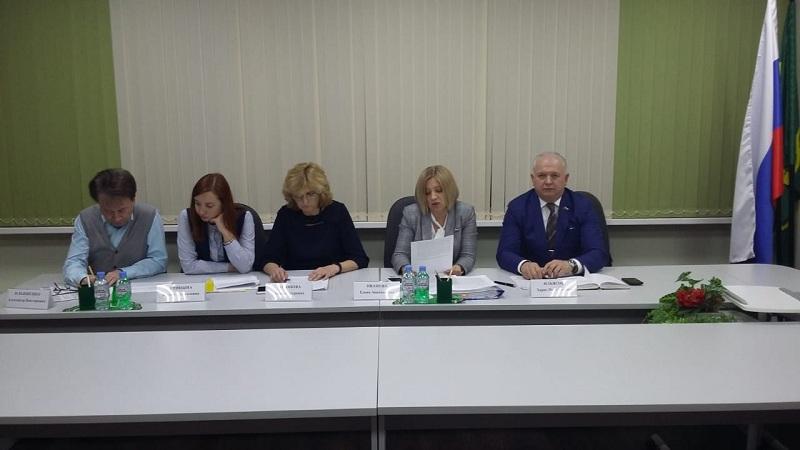 Совет депутатов, заседание БВ фото к муницип новости на 26.03.19-2