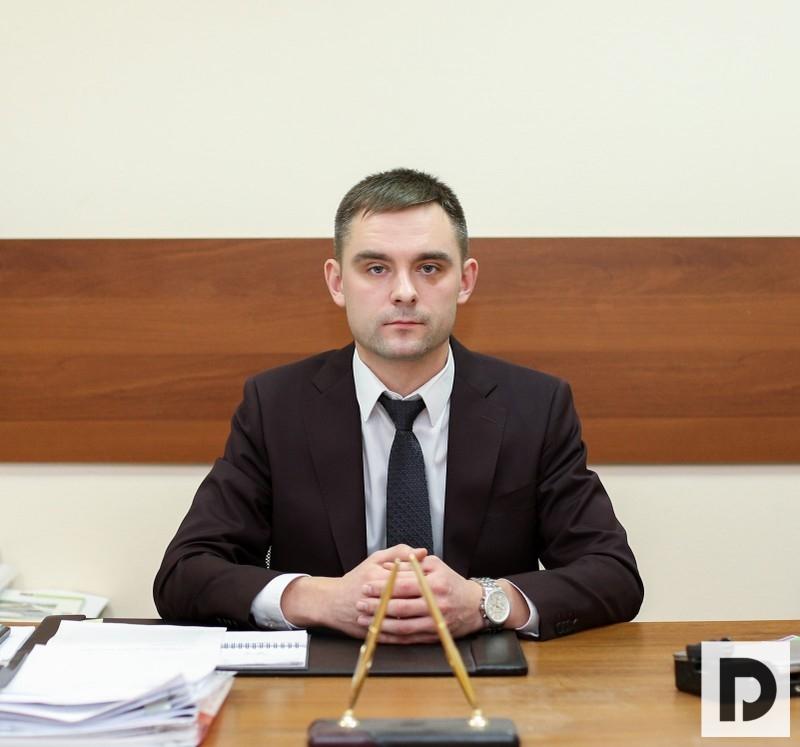 Кучерявкин БВ 1й зам ЖКХ 1403