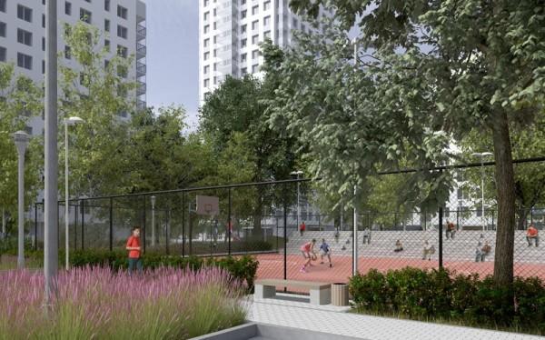 Реновация, 3-й микрорайон Загорье, проект, 10041