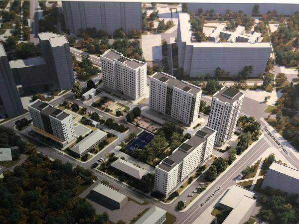 3 микрорайон Загорье, квартал реновации 2504 БВ фото к статье на 25.04.19 - пресс-подход Реновация-8