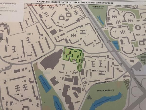3 микрорайон Загорье, квартал реновации 2504 БВ фото к статье на 25.04.19 - пресс-подход Реновация-9