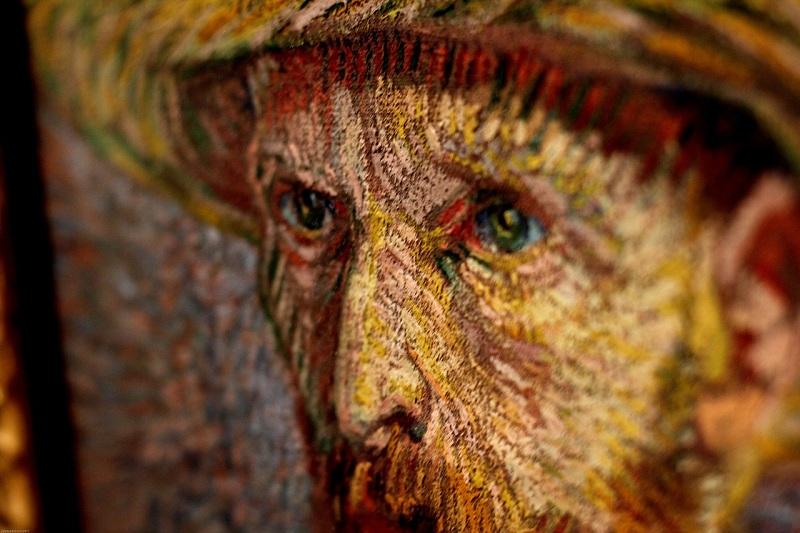 ВАН Гог, художник, картина, пиксибей, 1306