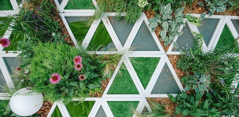 цветочный джем, цветник, парк, мосру, 06081