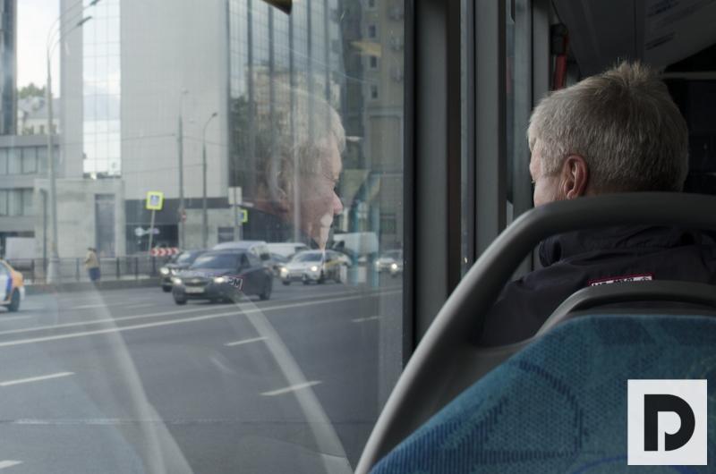 автобус, пассажиры, автор Анна Малакмадзе (14)