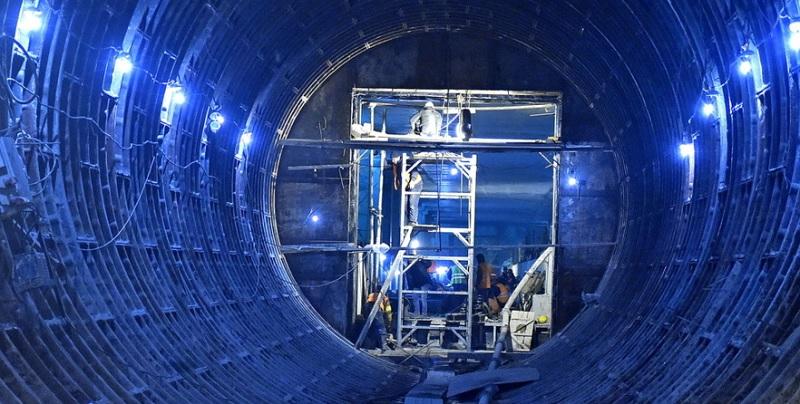 метро, строительство, тоннель, Стройкомплекс, 0608