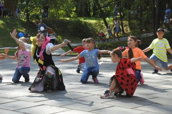 Мастерская души, дендропарк, видеоблог Бабы Яги, Привезенцева, 090915