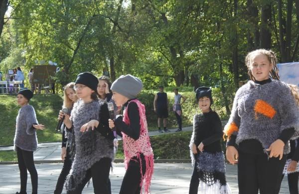 Мастерская души, дендропарк, видеоблог Бабы Яги, Привезенцева, 090917