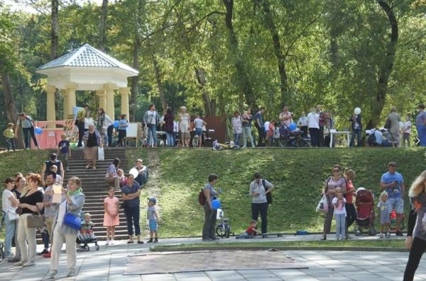 Мастерская души, дендропарк, видеоблог Бабы Яги, Привезенцева, 09092