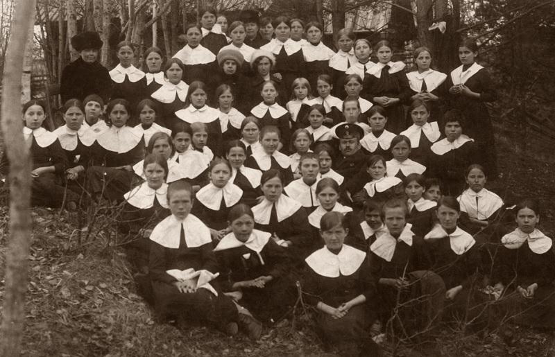 Галерея Загорье, Детская мода 100 лет назад, выставка, ВК, 1809