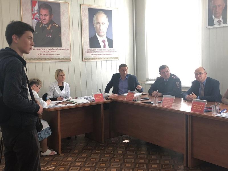 БВ фото к муницип новости на 08.10.19, призыв, заседание, Васильченкова,