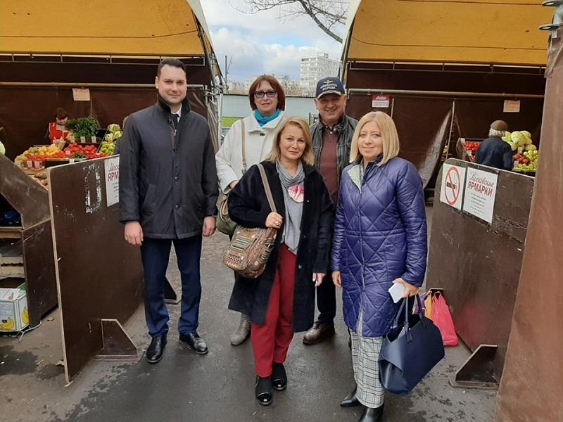 ярмарка выходного дня, муниципалка, Васильченкова, 2410