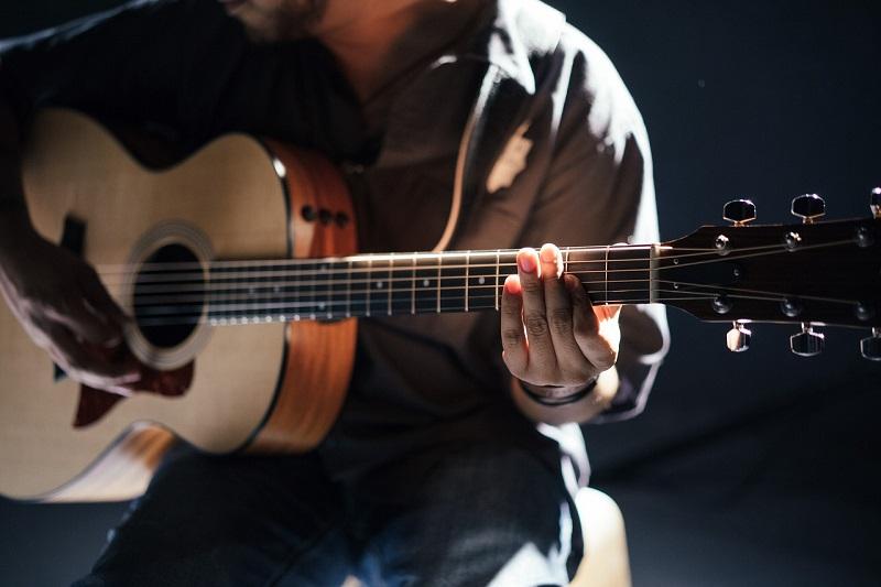 гитара, гитарист, струны, пиксибей, 1110