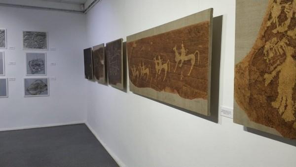 Галерея Загорье, выставка, наскальные рисунки, 1911 (75)