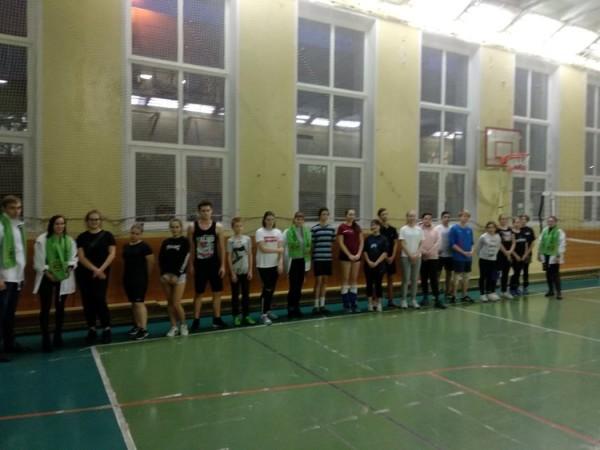 Турнир по волейболу 111