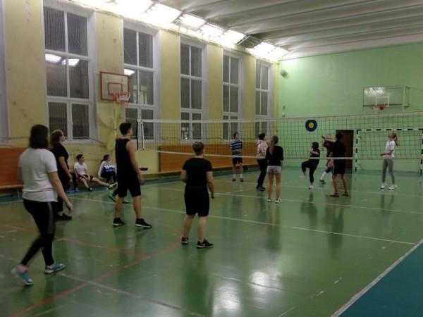 Турнир по волейболу (2)111