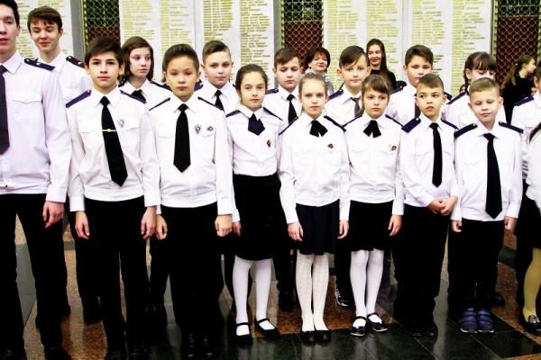 Фомин, посвящение в Витязи, Музей ВОВ, 1112 (1)