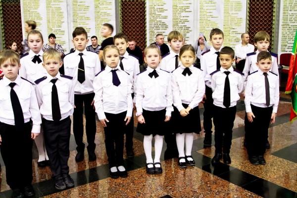 Фомин, посвящение в Витязи, Музей ВОВ, 1112 (3)