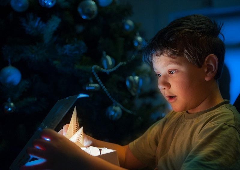 подарок, новый год, елка, ребенок, пиксибей, 2512
