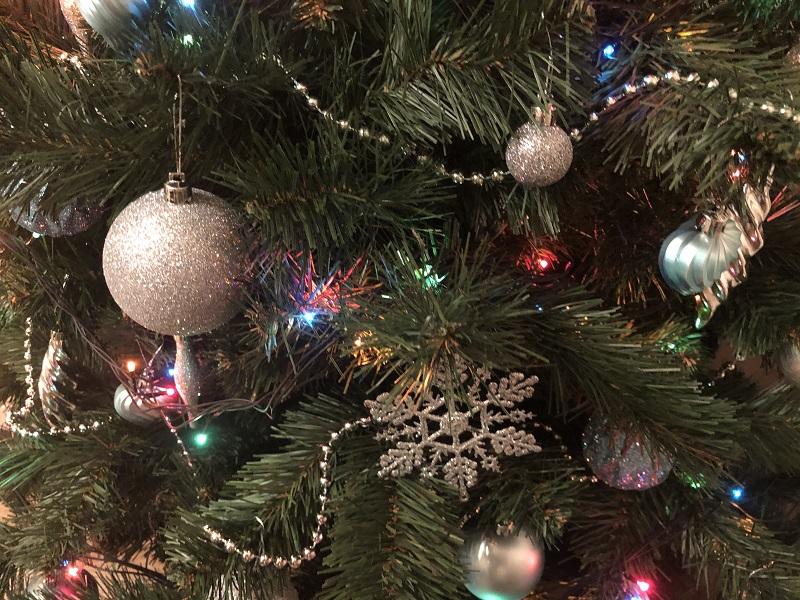 елка, Новый год, шарик, Васильченкова, муниципалка, 2612