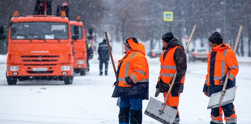 дворники, снег, коммунальщики, мосру, 0312