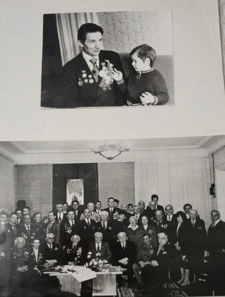 Ковалев Николай Ефимович, ветеран, 2102 (12)
