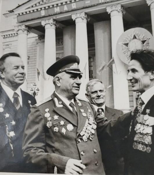 Ковалев Николай Ефимович, ветеран, 2102 (15)