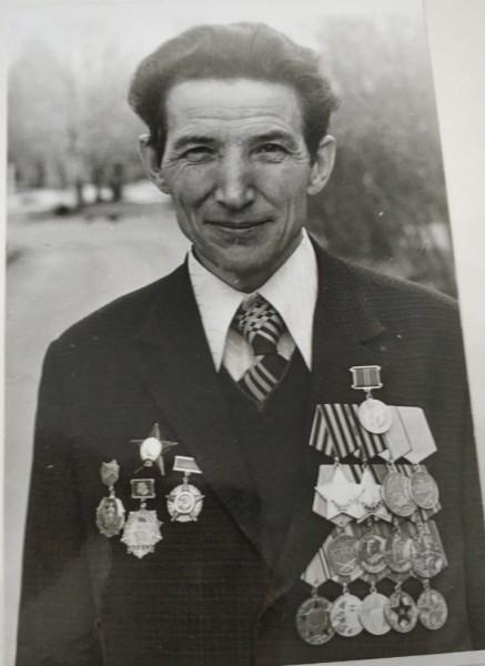 Ковалев Николай Ефимович, ветеран, 2102 (19)