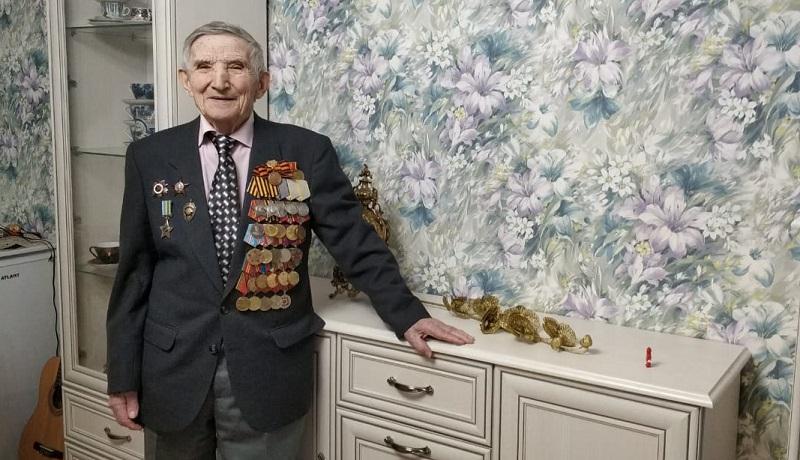 Ковалев Николай Ефимович, ветеран, 2102 (3)